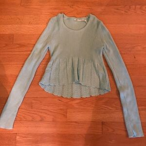 Urban Outfitters Kimchi Blue crop long sleeve
